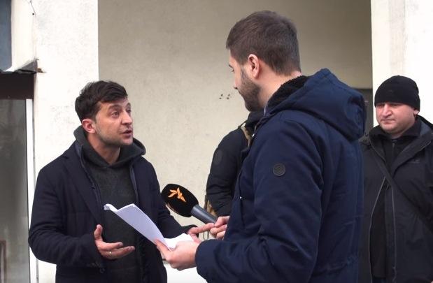 Схеми» спіймали Зеленського на брехні щодо зйомок в Росії? (відео ...